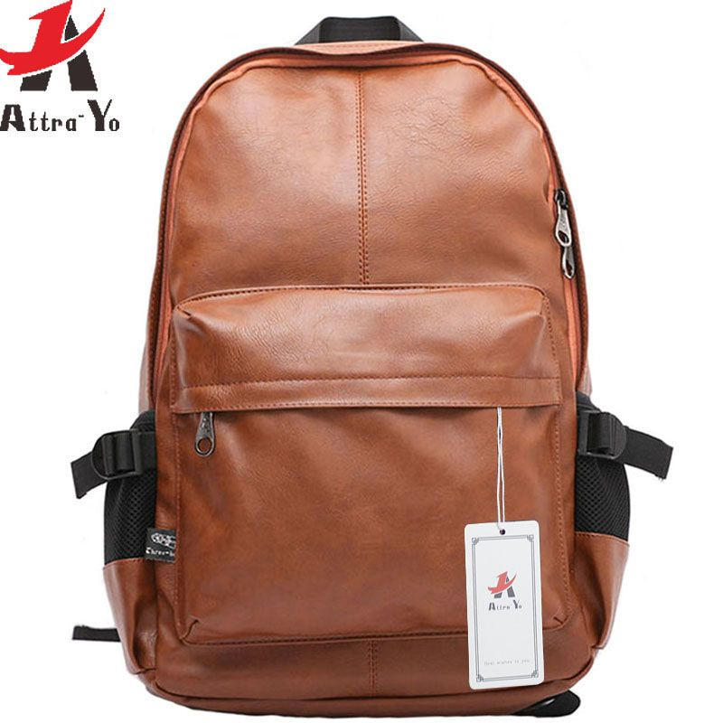 2016 new men s travel bags backpack school bags for men backpack schoolbags  pu leather fashion travel bag LM0330ayAtrra-Yo! 2016 new men s travel bags  ... 081fc2ddb1