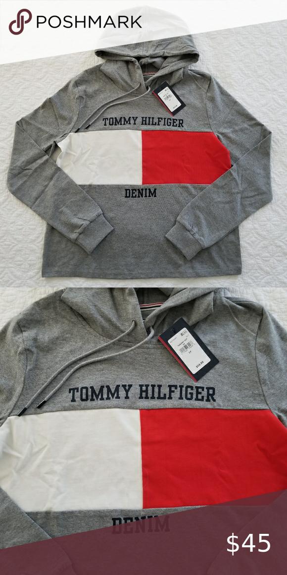 🆕️ Tommy Hilfiger Denim lightweight Hoodie