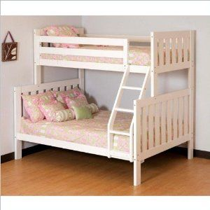 Best Amazon Com Canwood Alpine Ii Twin Over Full Bunk Bed With 400 x 300