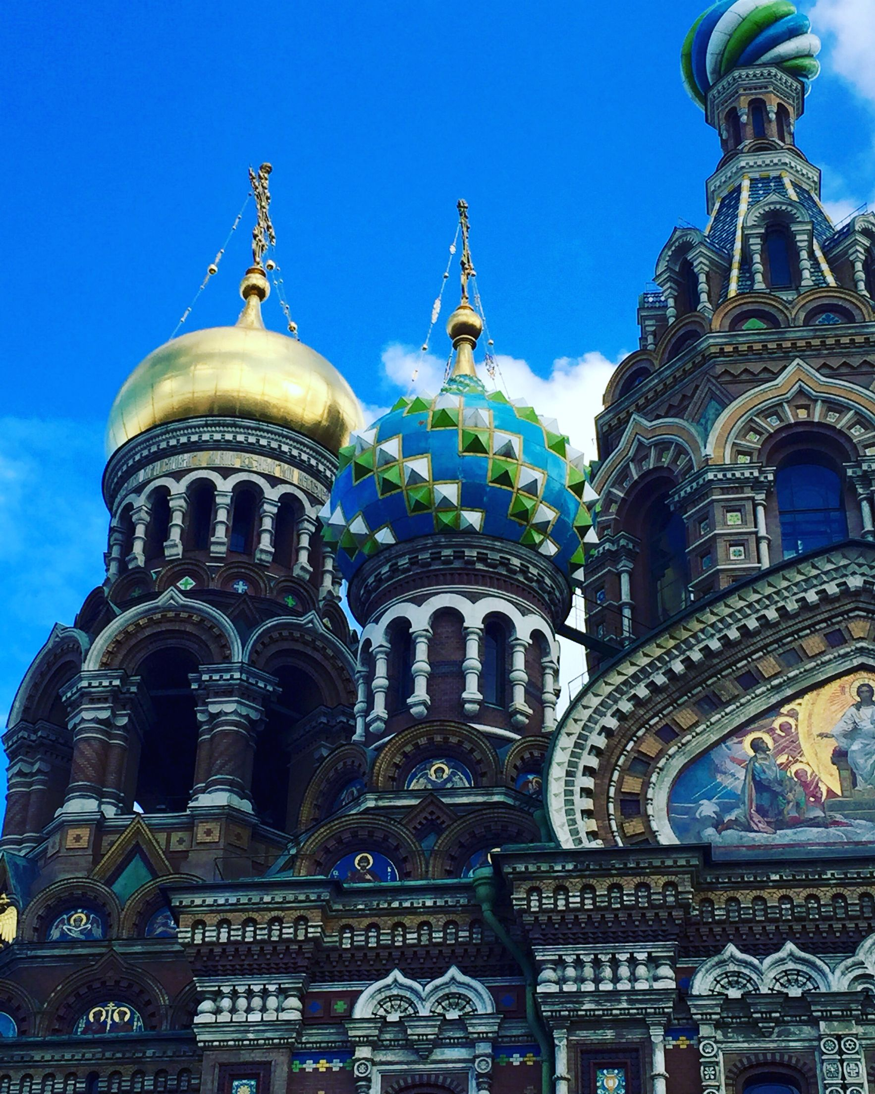Church on Spilled Blood, St P
