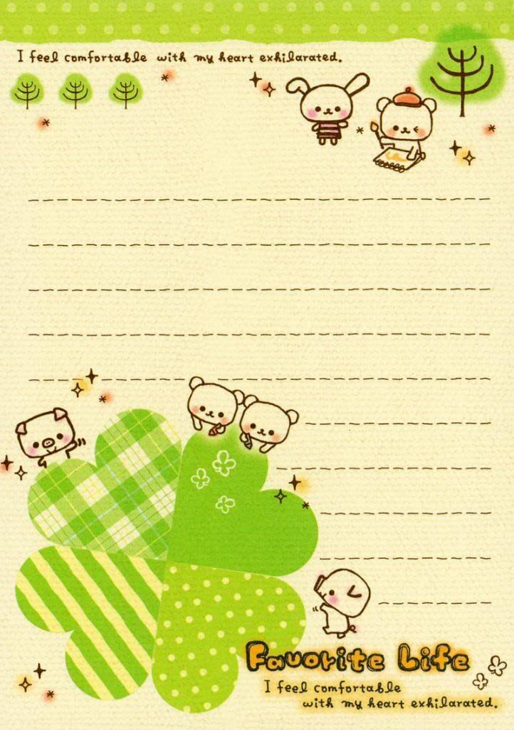 Kawaii memo paper - photo 1144jpg dear diary♡ Pinterest - diary paper printable