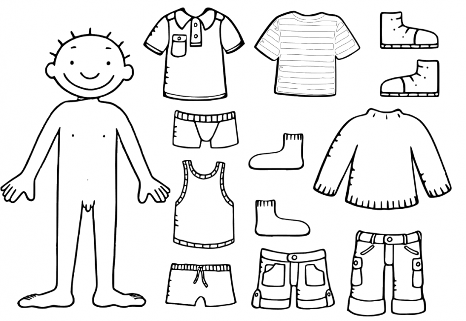 kinderen, jules met kleren zijn van hem bezittelijke voornaamwoorden