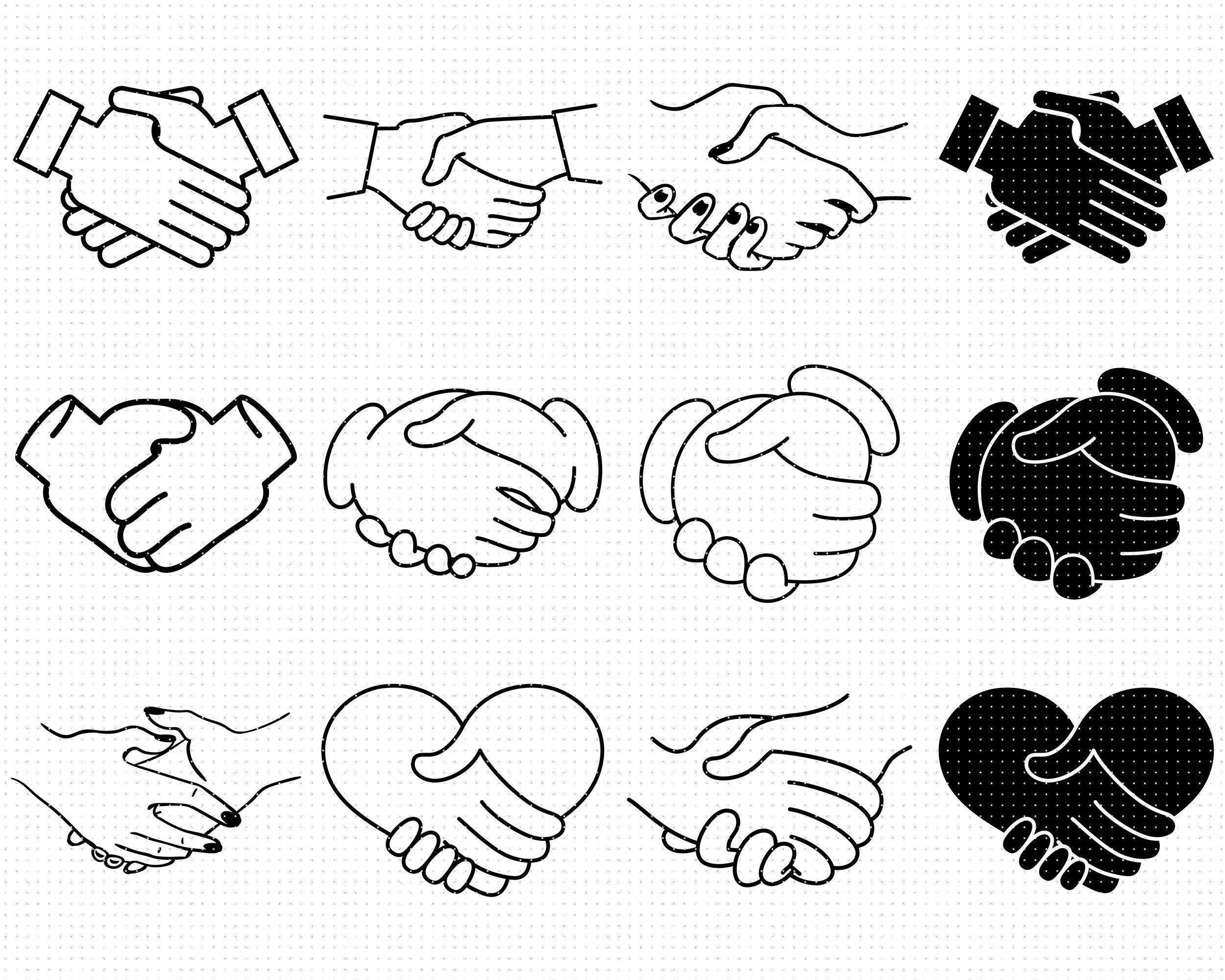 Hand Shake Svg Bundle Hand Shake Svg Shaking Hands Svg Hand Etsy In 2020 Congratulations Graduate Rock Sign Clip Art