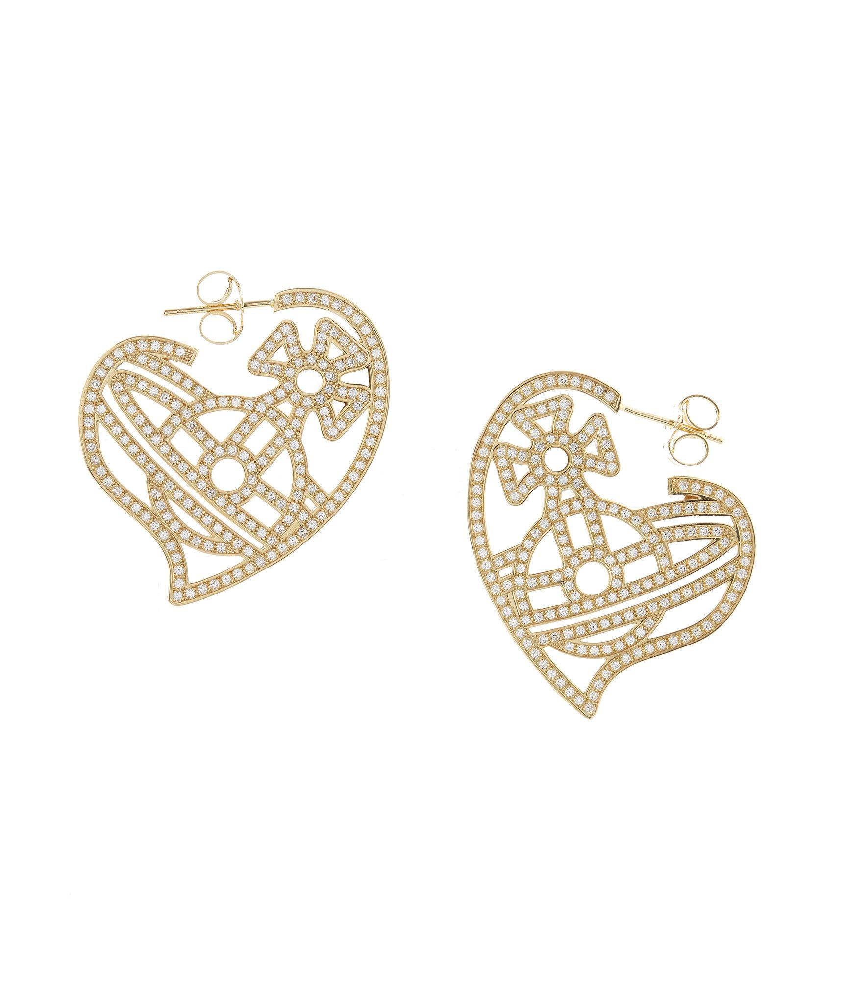 17e70e883 Giuseppa Hoop Earrings Gold Tone | AW1819 ACCESSORIES | VIVIENNE ...