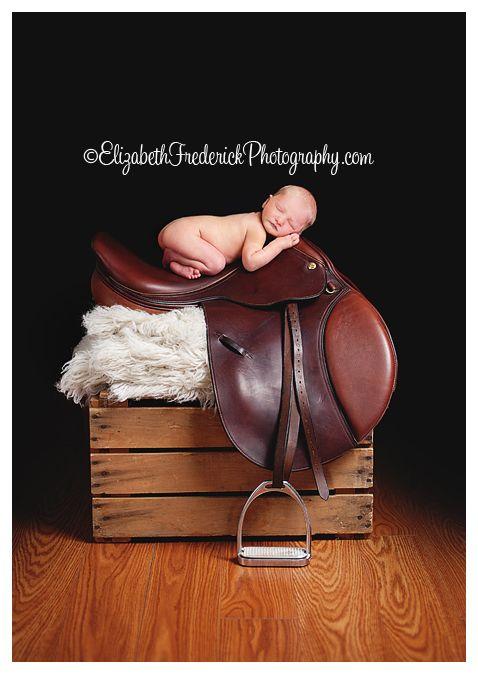 Newborn saddle ct newborn photographer elizabeth frederick photography
