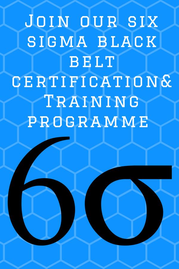 Berry Infotech Provide Online Six Sigma Black Belt Certification