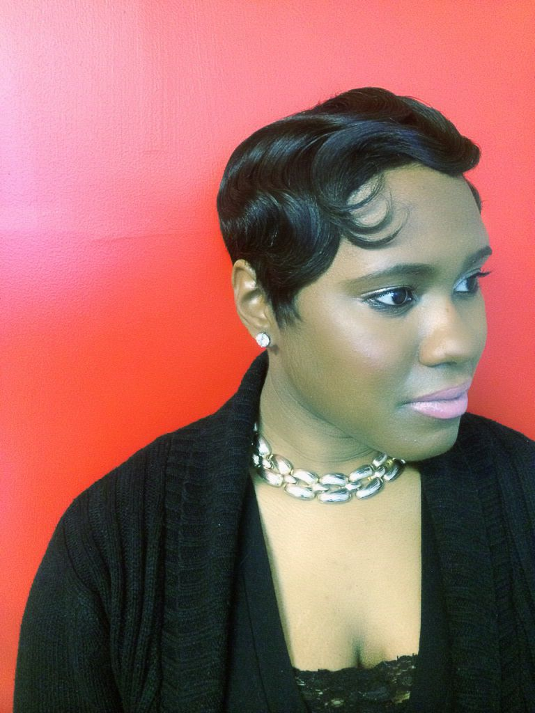 Pin on Short styles for black women with textured hair