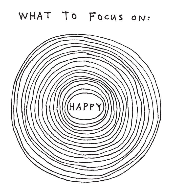 Marc Johns - what to focus on - large print