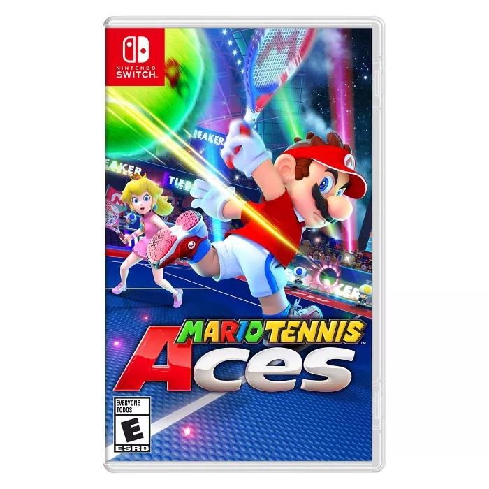 Mario Tennis Aces Nintendo In 2021 Nintendo Switch Games Nintendo Switch Nintendo Switch System