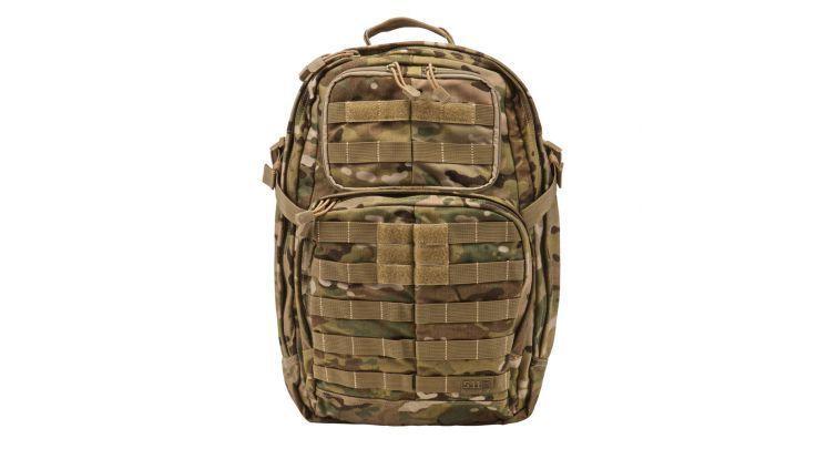 Multicam ! 5.11 Tactical Rush 24 backpack Military Hiking Pack Bag