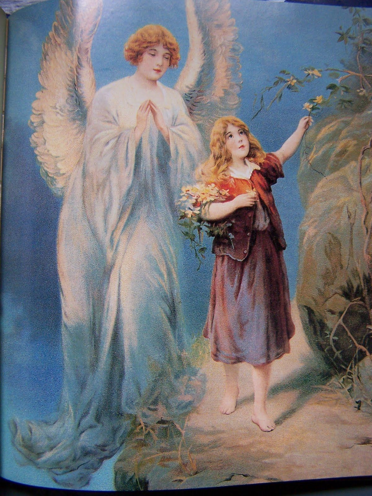 The Guardian Angels of life fly so high as to be beyond our sight
