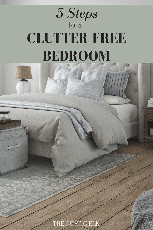 how to declutter your bedroom organization tips and ideas declutter bedroom clutter