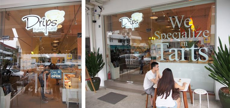 Drips Bakery Cafe 82 Tiong Poh Road Bakery Cafe Cafe Dripping