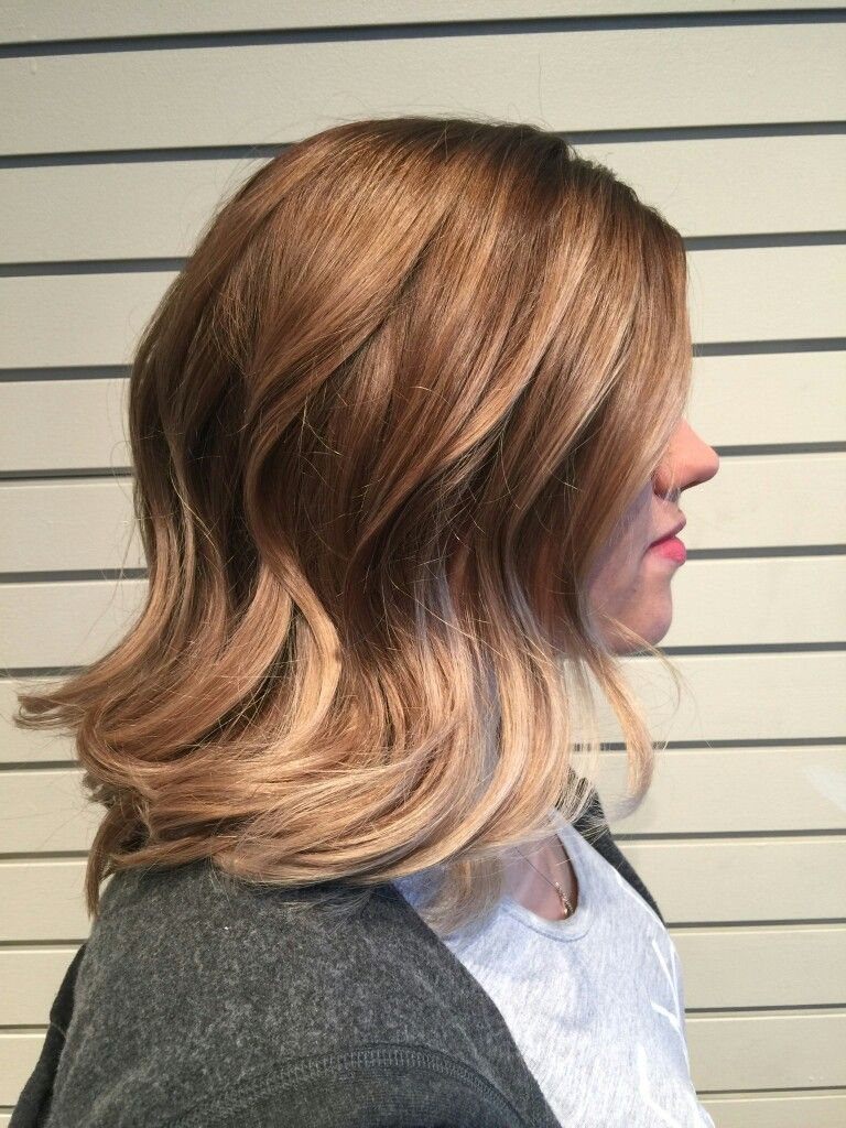 Bayalage Hair By Deanna Roy At One Drake Place Omaha Ne Long Hair Styles Hair Styles Bayalage