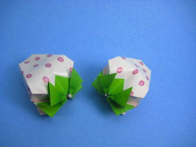 ハート 折り紙 折り紙 チューリップ 作り方 : pinterest.com