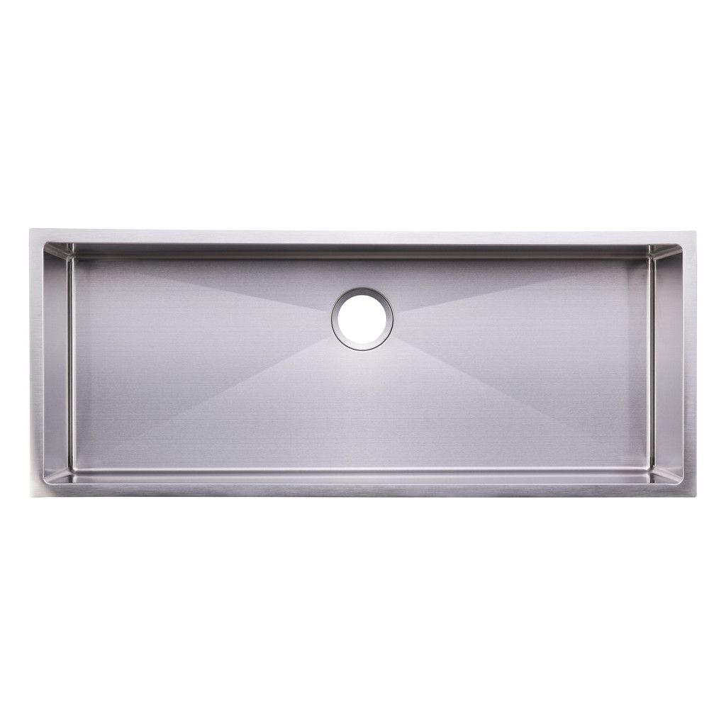 Stainless Steel 16 Gauge Kitchen Sink