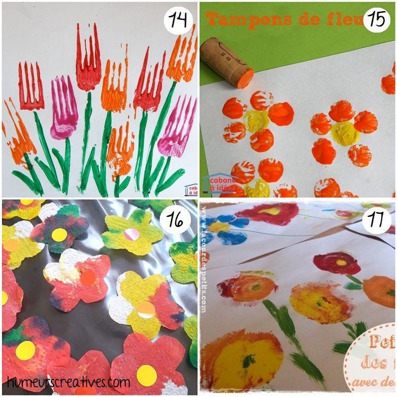 58 Bricolages De Printemps Pour Les Enfants Bricolage