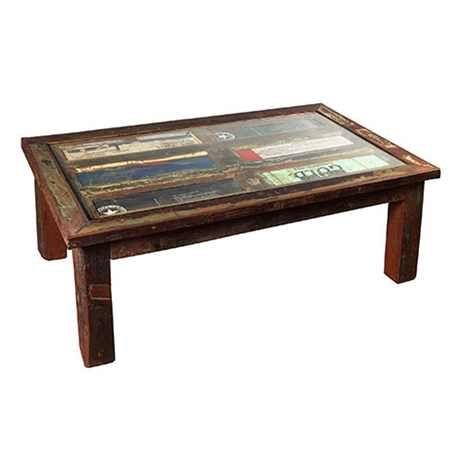 La table basse BOLLYWOOD
