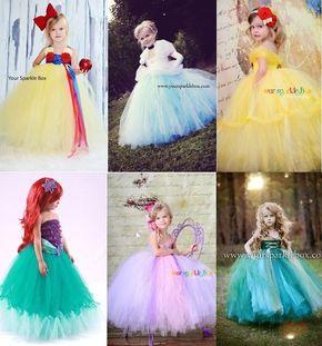 Fantasias infantis - princesas