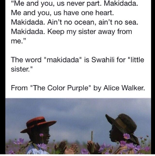 Color Purple Quotes Gorgeous The Color Purple #makidada  The Color Purple Movie  Pinterest