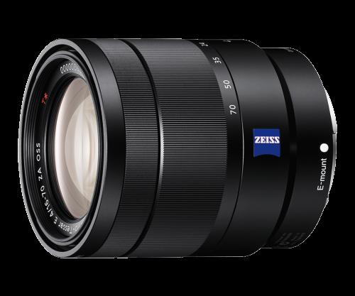 16 70mm F 4 Mid Range Zoom Lens Sel1670z Review Sony Us Sony Camera Zoom Lens Mirrorless Camera