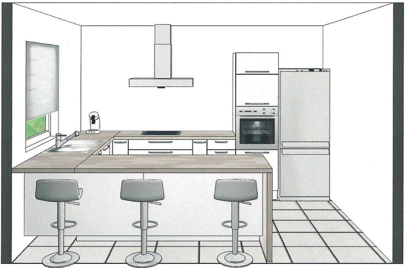 Est ce que ce projet cuisine est r alisable messages n - Plan amenagement cuisine 10m2 ...
