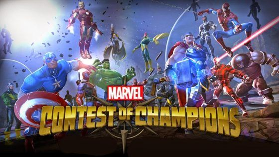 Marvel Contest of Champions Mod Apk Contest of champions