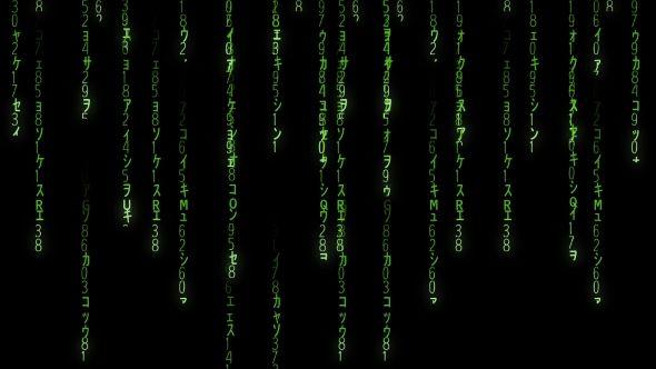 Falling Green Matrix Code By Studiodav Falling Green Matrix Code 4k Arte Del Tatuaje Arte