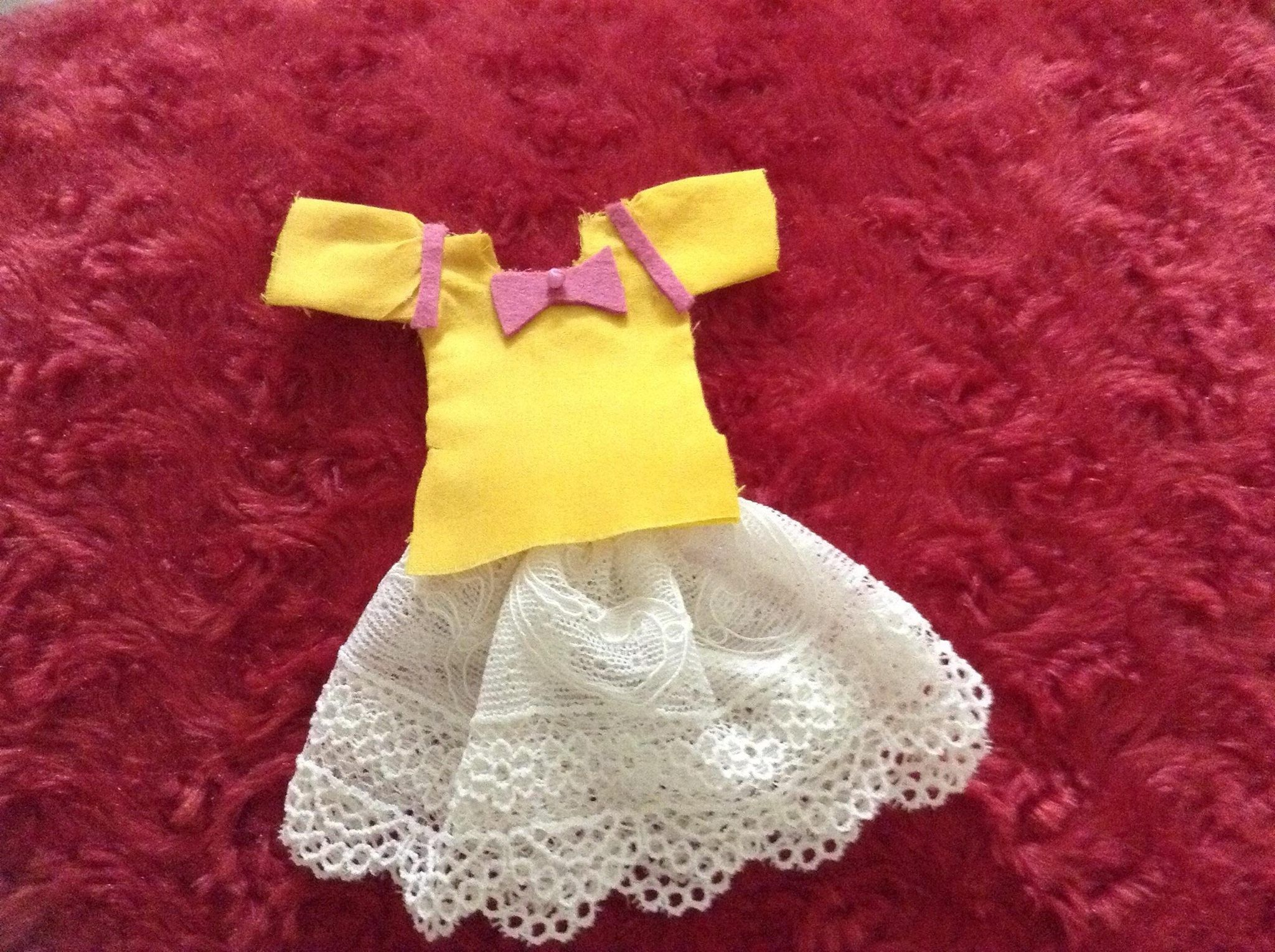Dress for doll