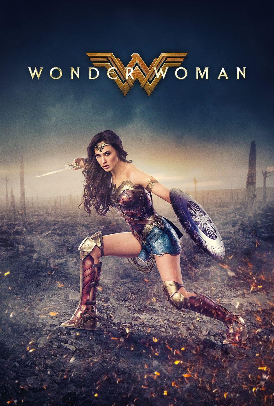 Check Out My Behance Project Wonder Woman Fan Movie Poster Https Www Behance Net Gallery 53124769 Wonder Woman Movie Wonder Woman Gal Gadot Wonder Woman
