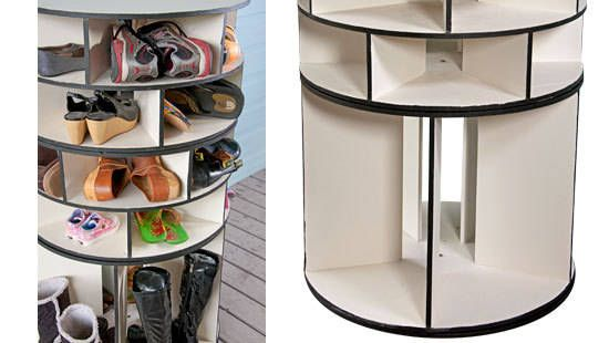 14 Idees Astucieuses Pour Ranger Ses Chaussures Idee Rangement Deco Rangement Astuce Rangement