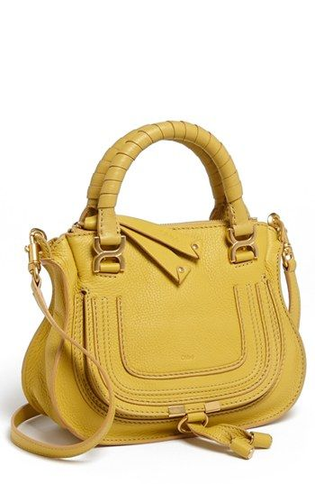 Chloé Marcie Mini Satchel Available At Nordstrom