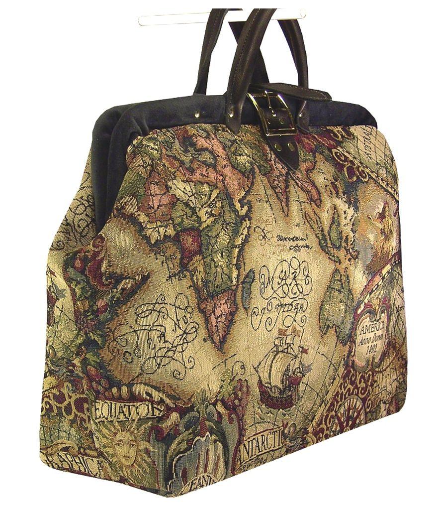 Tapestry Handbags Carpet Bag