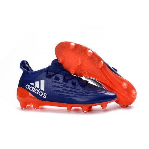 3 Botas Hombre De RojoZapatillas Fg X Fútbol Azul Adidas 16 rsCxthQd