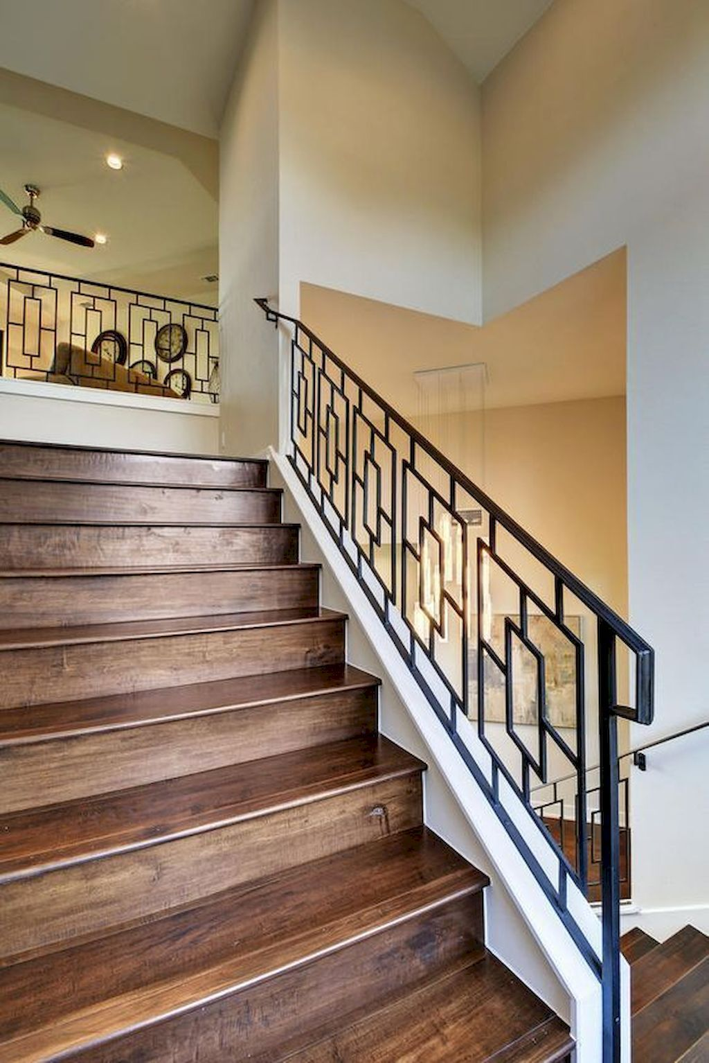 41+ House stair railing design ideas