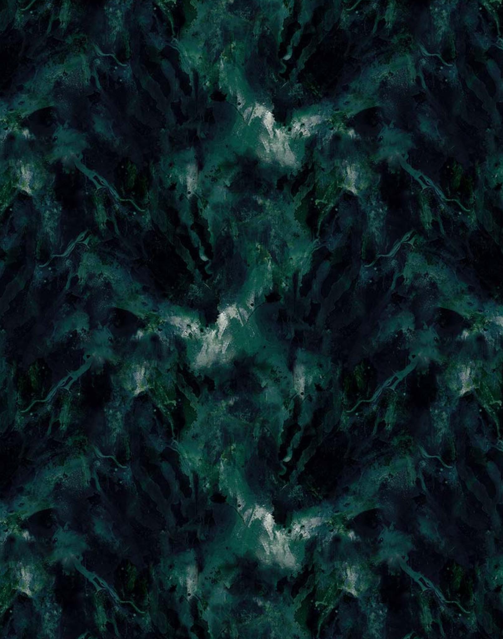 Beyond Nebulous, Blue Green - Roll