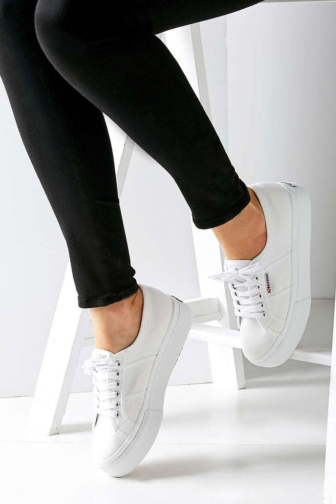 4479233cc39 Superga 2790 Linea Platform Sneaker | Cute and Comfy | Superga shoes ...
