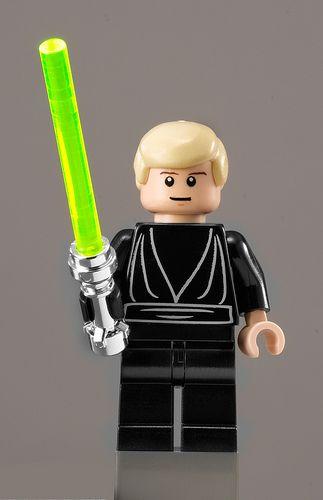 Luke Skywalker Bday 6 Lego Star Wars Lego Luke Skywalker