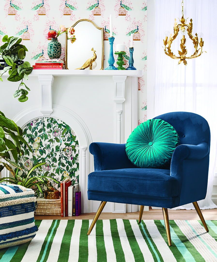 New opalhouse brand by target affordable home decor this - Target living room decorating ideas ...