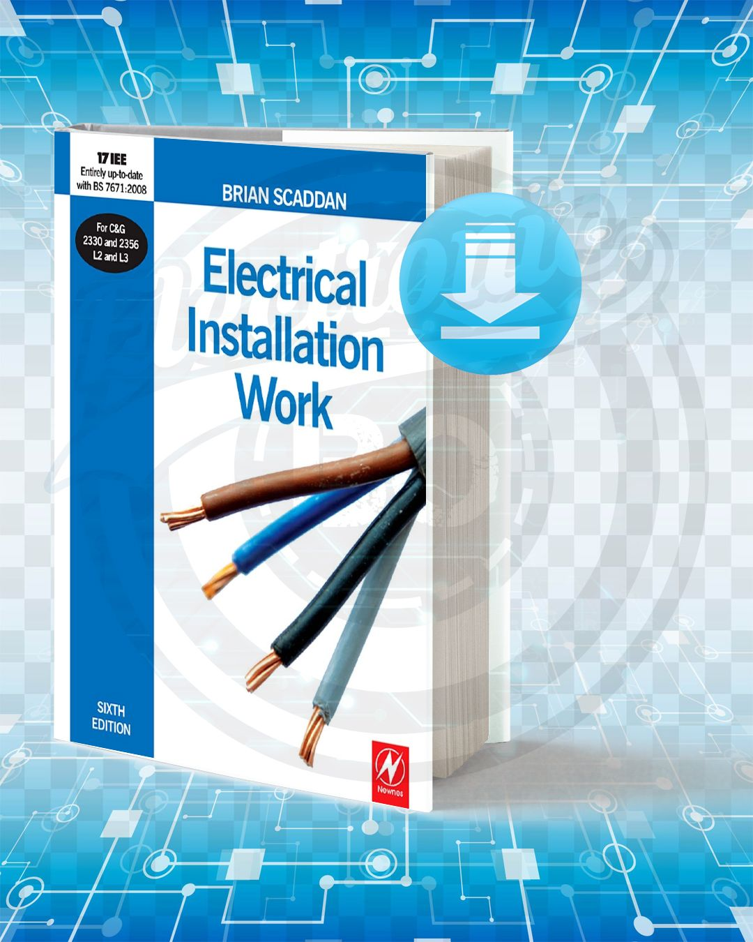 Download Electrical Installation Work Electrical Installation Basic Electrical Wiring Electrical Engineering Books