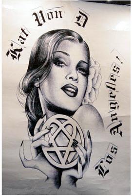 Create Design Inspire Kat Von D Tattoo Artist Kat Von D Tattoos Tattoo Artists Kat Von D