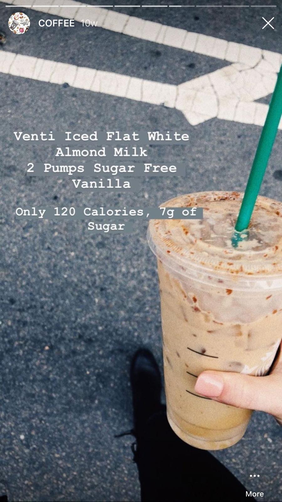 Pin on Starbucks drinks