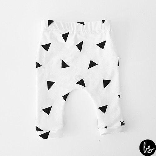 Triangle Pants - Kleding
