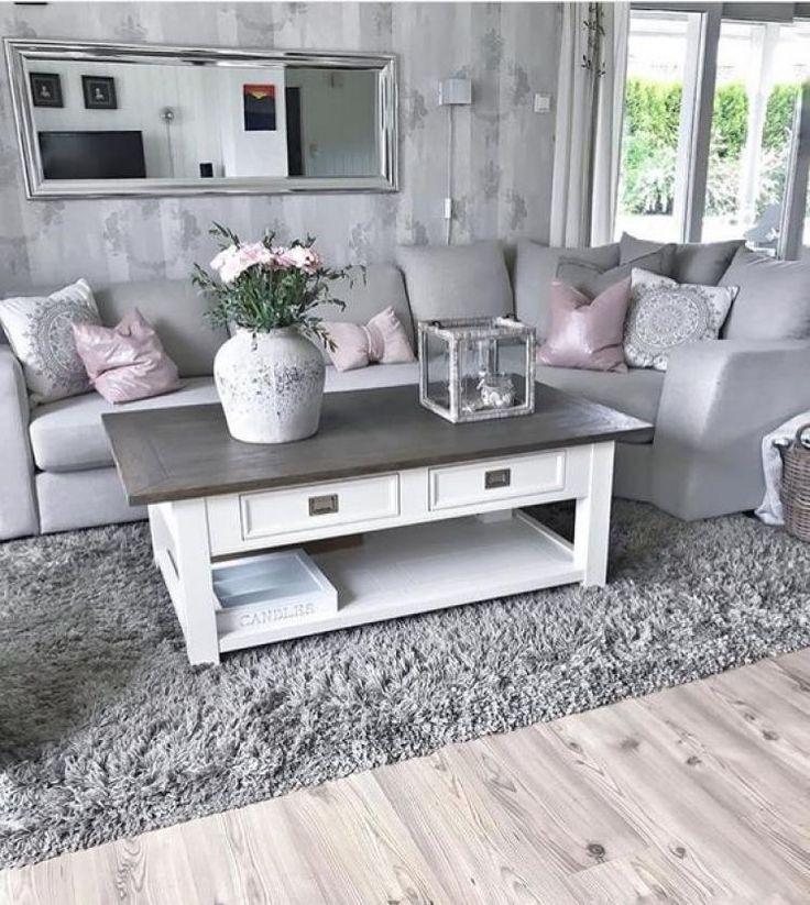 Photo of 45+ Fantastische grau / graue Wohnzimmer für wunderschöne und stilvolle Räume – Wohnaccessoires Blog
