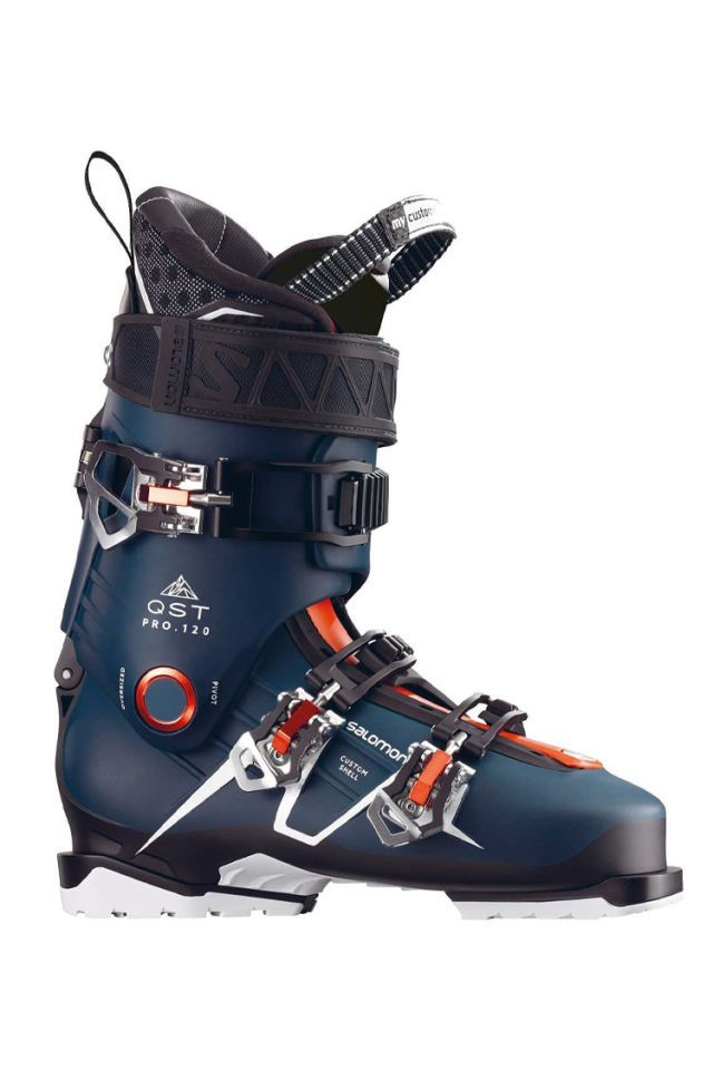 The Best Ski Boots That Customize To Your Feet Perfectly Salomon Ski Boots Ski Boots Salomon Skis