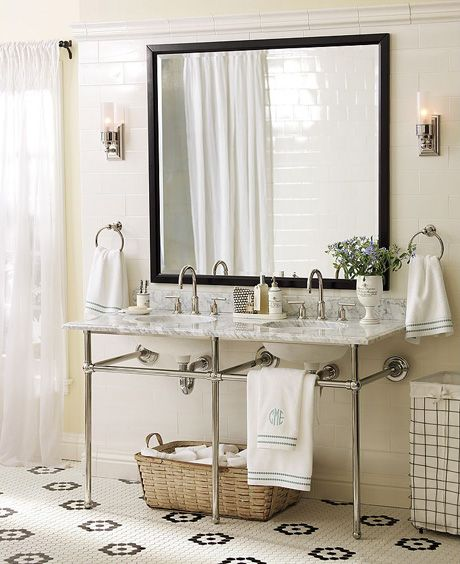 Winnipeg Bathroom Vanities: Pottery Barn Bathroom1 Sarah