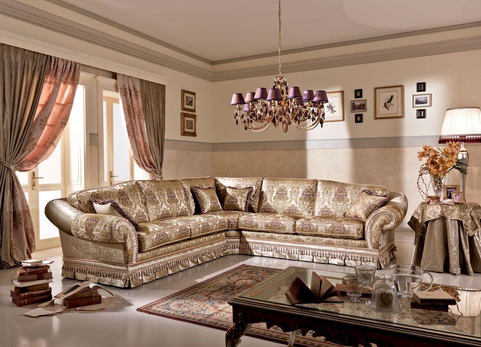Immagini Salotti Classici.Salotti Classici Modern Decor Arredamento Casa Salotto