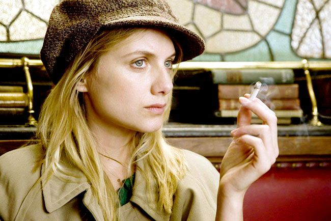 shoshana from inglorious basterds wife material  she is best known to international audiences for her role as shosanna dreyfus in quentin tarantino s 2009 film inglourious basterds