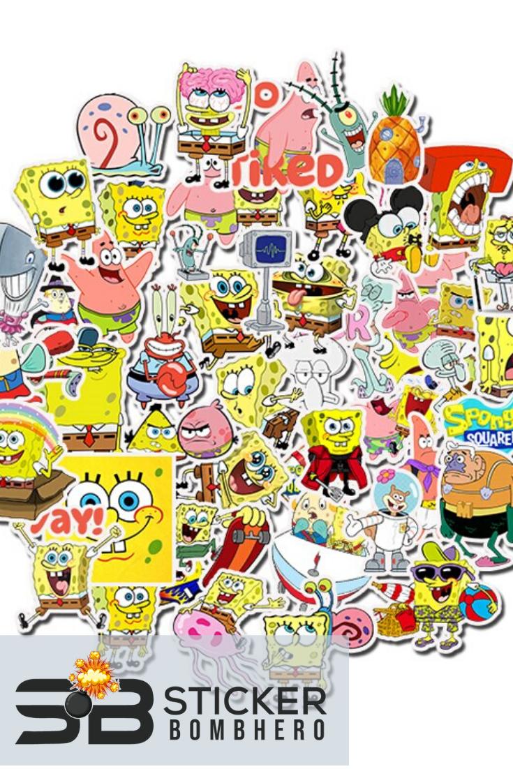 15+ Spongebob bomb info