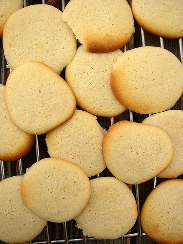 Zitronencookies